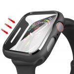 Capa Anti-impacto Apple Watch Series 6 40mm Black