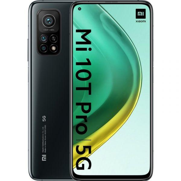Smartphone Xiaomi Mi 10T Pro 5G Dual SIM 8GB/128GB Black (Desbloqueado)