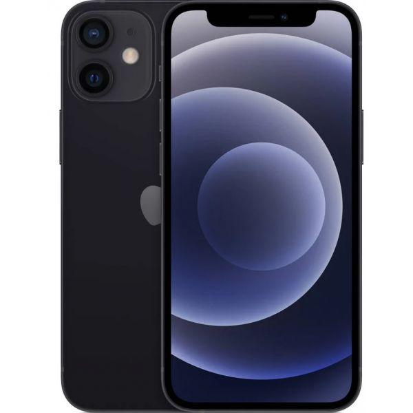 Smartphone Apple iPhone 12 Mini 64GB Black (Desbloqueado)