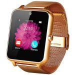 Smartwatch Unotec Watchuu Solish Relógio Bluetooth Dourado - 20.0273.11.65
