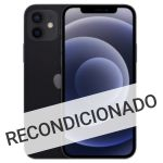 Apple iPhone 12 Mini 64GB Black (Recondicionado Grade A)