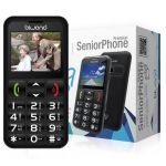 SeniorPhone S9 Dual SIM Preto (Desbloqueado)