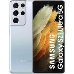 Smartphone Samsung Galaxy S21 Ultra 5G Dual SIM 12GB/128GB Silver (Desbloqueado)
