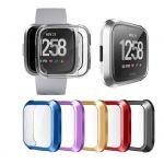 Capa Silicone Relogio Desportivo Fitbit Black - MS033301