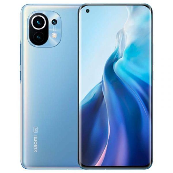 Smartphone Xiaomi Mi 11 5G Dual SIM 8GB/256GB Horizon Blue (Desbloqueado)