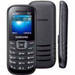 Samsung Keystone 2 GT-E1205Y Black (Desbloqueado)