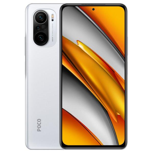 Smartphone Xiaomi Poco F3 5G 6GB/128GB Artic White (Desbloqueado)