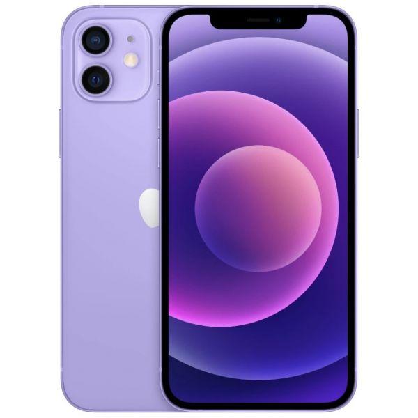 Smartphone Apple iPhone 12 64GB Purple (Desbloqueado)