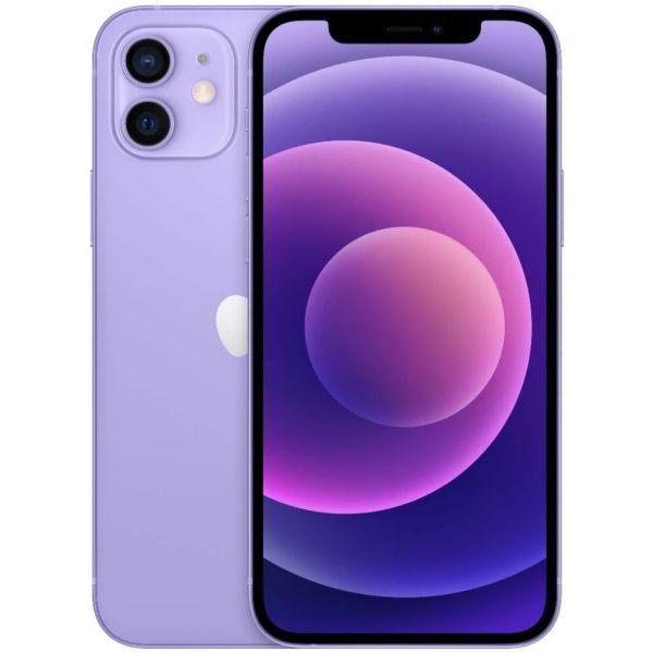 Smartphone Apple iPhone 12 128GB Purple (Desbloqueado)