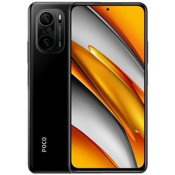 Smartphone Xiaomi Poco F3 5G Dual SIM 8GB/256GB Night Black (Desbloqueado)
