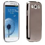Capa case-mate barely there samsung galaxy s3 - met�lica