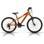 Megamo Bicicleta de Jr 24 Open Junior Laranja Tamanho Único