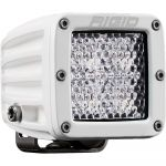 Rigid Industries D-Series PRO Flood Diffused Single White