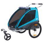 Atrelado Multifuncional p/ Jr Thule Coaster Xt 2 Blue - 1340320-1681888