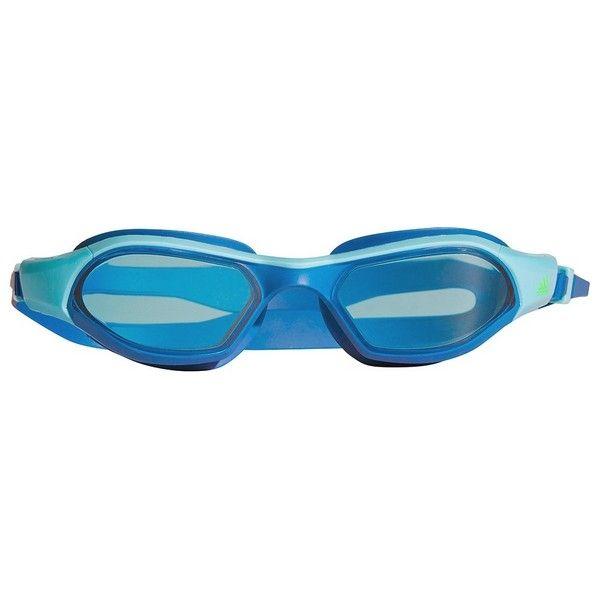 Adidas Óculos de Natação Persistar 180 M Azul (Tamanho único)