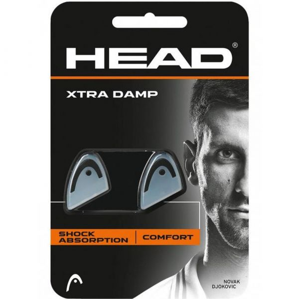 Head Anti-vibrador Xtra Damp Grey