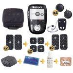 Compex Electroestimulador Wireless SP 8.0 Special Edition