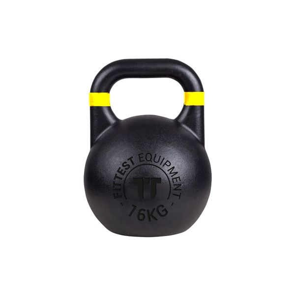 Fittest Equipment Kettlebell Competition 16kg - KETTCOMP16