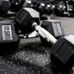 Fittest Equipment Halteres Hex 20kg - DMB8
