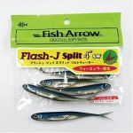 Fish Arrow Flash J Split Sw 10cm 105