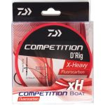 DAIWA Anzol Competition D'rig X-heavy Fluorocarbon