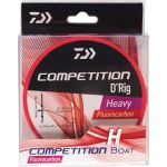 DAIWA Anzol Competition D'rig Heavy Fluorocarbon