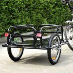 Reboque Trailer De Bicicleta Para Carga De 450Kg 145x70x49cm - B4-0008