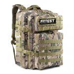 Fittest Equipment Mochila Bege Militar - BACKPACK5