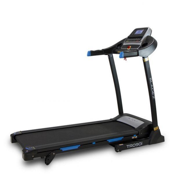 Bladez Fitness Passadeira TR090i Preto / Cinzento