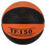Spalding Bola de basquetebol réplica Liga ACB TF-150 2018-2019 Tamanho 5 Laranja / Preto