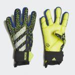Adidas Luvas de Guarda-redes Predator Pro Black / Royal Blue / Solar Yellow / White 4 - GK3535-0003-4