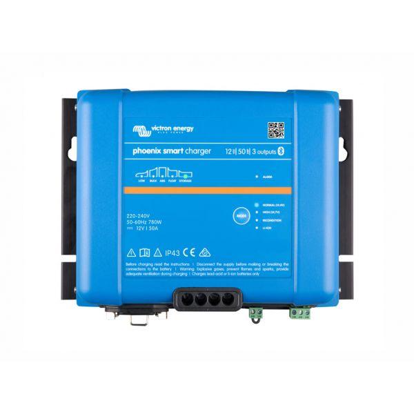 Victron Carregador de Bateria Phoenix Smart IP43 12/50 (3)