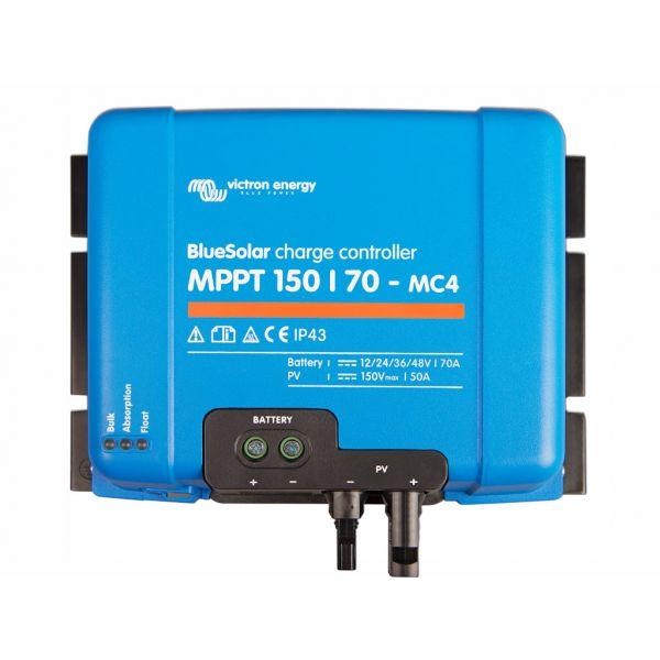 Victron Controlador de Carregamento Bluesolar Mppt 150/70-MC4