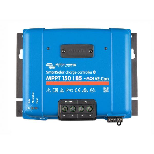 Victron Controlador de Carregamento Smartsolar Mppt 150/85-MC4 Ve.can