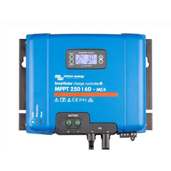 Victron Controlador de Carregamento Smartsolar Mppt 250/60-MC4