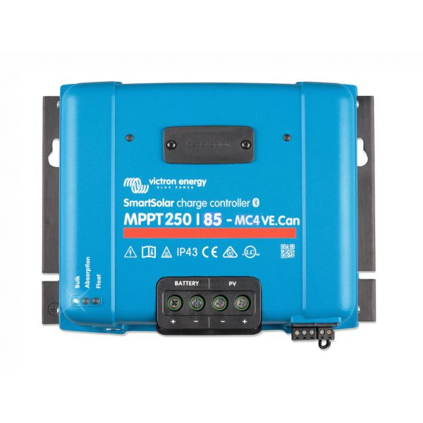 Victron Controlador de Carregamento Smartsolar 250/85-MC4 Ve.can