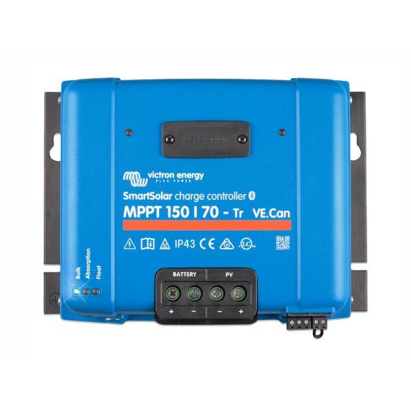 Victron Controlador de Carregamento Smartsolar Mppt 150/70-Tr Ve. Pode