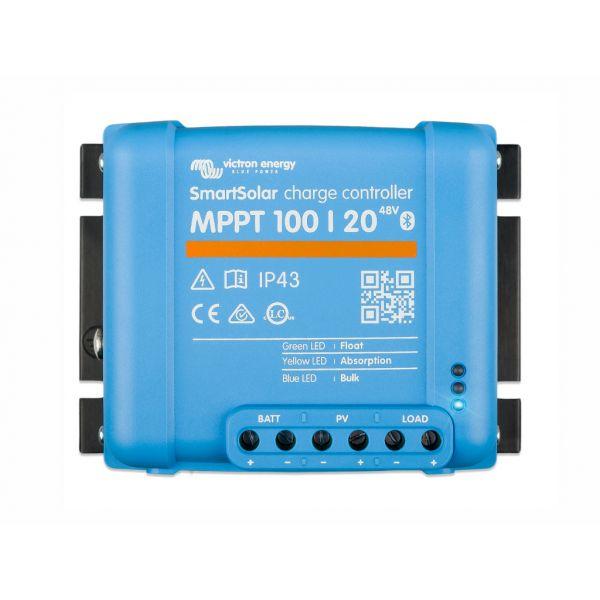 Victron Controlador de Carregamento Smartsolar Mppt 100/20 (até 48V)