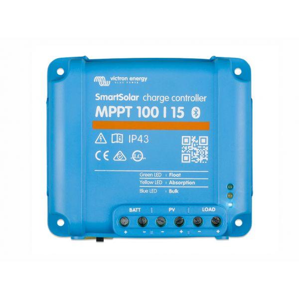 Victron Controlador de Carregamento Smartsolar Mppt 100/15