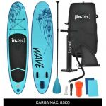 In.tec Prancha Stand Up Paddle 10' 305 x 71 x 10cm Turquesa Padrão (Kit Completo SUP)