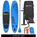 In.tec Prancha Stand Up Paddle 10' 305 x 71 x 10cm Azul Padrão (Kit Completo SUP)