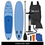 In.tec Prancha Stand Up Paddle 10' 305 x 71 x 10cm Azul (Kit Completo SUP)