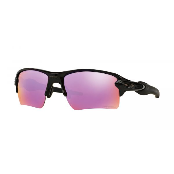 Oakley Óculos Flak 2.0 Xl Polished Black W/ Prizm Golf - OO9188-05