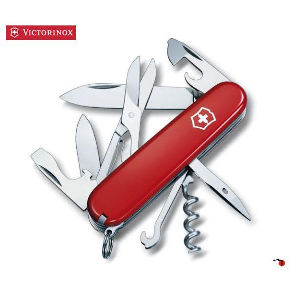 Victorinox Canivete Climber Red - 1.3703