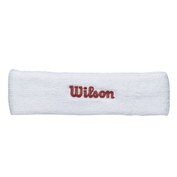 Wilson Faixa Cabeça White - WR5600110