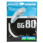 Yonex Corda Badminton Bg 80 White - 8110168