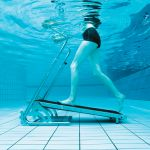 Waterflex Passadeira Hidroginástica Aquatic Treadmill - WX-AQUAJOGG
