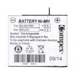 Compex Bateria Reposição