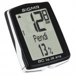 Sigma BC 14.16 STS Cad Altimeter Black / White
