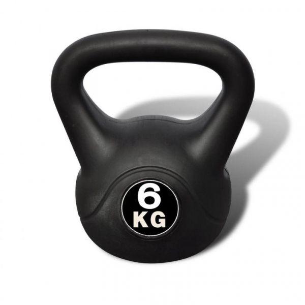 Sino Peso Chaleira 6kg Black